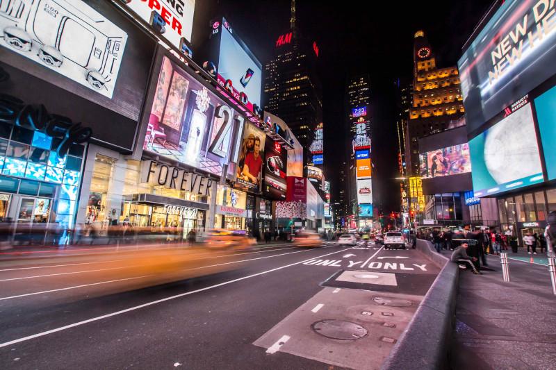 billboardy na ulicy